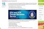 """Nguy cơ website .gov.vn bị tấn công từ """"cửa hậu"""""""