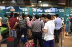 18 chuyến bay bị hủy do ảnh hưởng của bão Thần Sét