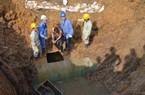 Đường ống dẫn nước sạch Sông Đà gặp sự cố lần thứ 19