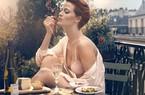 "Phụ nữ Paris: Đỉnh cao nét sexy ""hở 3cm da thịt"""