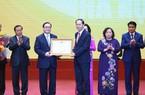 Hà Nội đón nhận Huân chương Độc lập hạng Nhất