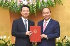 Thủ tướng trao QĐ quyền Bộ trưởng Bộ TTTT cho ông Nguyễn Mạnh Hùng