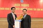 Ông Lê Văn Tuấn được giao quyền phụ trách Cục Tần số vô tuyến điện