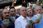 """Thổ Nhĩ Kỳ bỏ đồng USD, dùng nội tệ """"làm bạn"""" với TQ và Nga"""