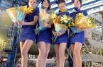 Những nữ tiếp viên hàng không xinh đẹp nhất trên toàn thế giới