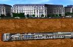 Máy đào hầm metro hơn tỷ USD ở Hà Nội vận hành thế nào?