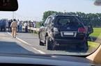 Tài xế bị tông chết khi dừng xe theo lệnh CSGT: Lỗi thuộc về ai?