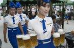 Giấu một chai bia Triều Tiên, thanh niên Trung Quốc lĩnh trái đắng