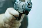 Giây phút bảo vệ ngân hàng đối mặt tên cướp chĩa thẳng súng vào người