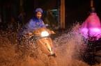 Áp thấp nhiệt đới giật cấp 9 bắt đầu đi vào vùng biển Hà Tĩnh-Quảng Nam