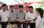 """Ảnh: Dân Hà Nội háo hức đi """"chợ"""" nông sản ứng dụng công nghệ mới"""