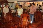 Hội chợ đồ gỗ và trang trí nội thất 2012:  Tiêu chuẩn xuất khẩu, giá nội địa