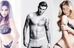 """Beckham đọ độ """"hot""""… đồ lót với WAGs"""