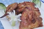 Thơm lừng cánh gà nướng sả ớt cho bữa tối