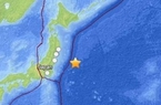 Động đất 7,3 độ rung chuyển Nhật, cảnh báo sóng thần