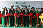 Manulife Việt Nam khai trương văn phòng thứ 3 tại Hà Nội
