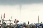 Vòi rồng xuất hiện tại Huế khi siêu bão Hải Yến cận bờ