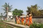 Mùa mưa bão tại Hải Phòng: Ái ngại mạng lưới điện nông thôn