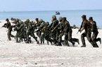 Lính Mỹ, Philippines tập đổ bộ gần đảo tranh chấp với Trung Quốc ở Biển Đông