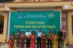 PVFCCo khánh thành 02 trường học tại tỉnh Quảng Bình