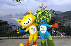 Linh vật Olympic Rio 2016 là chú mèo lai khỉ
