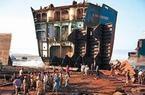 Nhập tàu biển về phá dỡ phải có vốn ít nhất 50 tỷ đồng