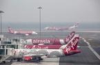Cổ phiếu AirAsia giảm mạnh nhất 3 năm