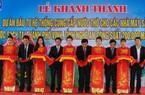 Khánh thành nhà máy cấp nước thô lớn nhất Bắc Trung Bộ