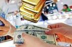 Giá vàng giảm mạnh, tỷ giá bắt đầu chững