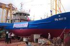 Tặng tàu cá vỏ sắt gần 12 tỉ đồng cho ngư dân Lý Sơn
