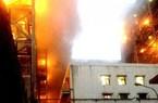Thông tin mới nhất vụ cháy nhà máy nhiệt điện của Vinacomin