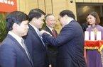 Chủ tịch HN Nguyễn Đức Chung nhận Huân chương Lao Động hạng Nhất
