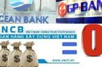 10 tổ chức tín dụng bị âm vốn tự có