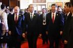 TT Putin, TT Donald Trump, Chủ tịch Tập Cận Bình đối thoại với ABAC