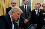 Tiết lộ về người viết bài phát biểu cho Tổng thống Mỹ Trump ở APEC