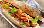 Bánh mì Việt Nam lọt top 10 món sandwich hấp dẫn nhất thế giới