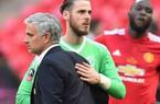 De Gea thừa nhận buồn lòng vì một câu nói của HLV Mourinho