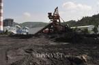 Cận cảnh những kho than trơ đáy ở nhiệt điện Quảng Ninh