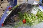 Cá ngừ đại dương xuất hiện ở Hội chợ sản phẩm thủy sản 2019