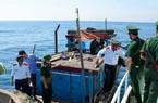 """Khắc phục """"thẻ vàng"""": Kiên quyết xử lý tàu cá vi phạm"""