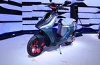 Ảnh thực tế xe ga điện Yamaha E01 and E02 khiến Vinfast Klara e dè