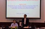 Đoàn Kiểm tra của Ban Bí thư TW Đảng kiểm tra trách nhiệm nêu gương ở Bộ Tư pháp