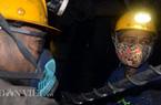 """ẢNH: Xuống """"âm phủ"""" thăm lò khai thác than lớn nhất Việt Nam"""