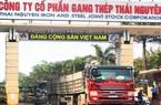 """Gánh nặng """"con nợ"""" nghìn tỷ Gang thép Thái Nguyên trên vai VNSteel"""
