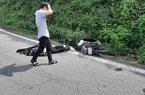 Tai nạn trên đèo Hải Vân, cô gái đang đi xin việc tử vong