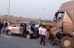 Hoàn tất cáo trạng vụ xe container đâm Innova đi lùi trên cao tốc