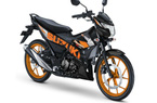 Xe côn 2020 Suzuki Raider ra mắt, Yamaha Exciter 155 vẫn im hơi