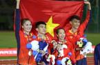 """Dùng chiến thuật """"lạ"""", điền kinh Việt Nam lập kỷ lục tại SEA Games"""