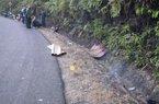 Cán bộ Ban quản lý rừng phòng hộ Phi Liêng tử vong bên đường