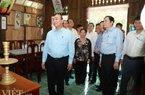 Thủ tướng thích thú trải nghiệm du lịch sinh thái miệt vườn